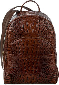 b46abdb5e Brahmin Melbourne Mini Dartmouth Backpack Brahmin Handbags, Leather Handbags,  Brahmin Bags, Leather Purses