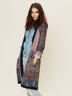 Free People Hooded Desert Drifter at Free People Clothing Boutique