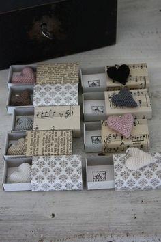 1. caja de cerillas