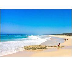 Watching the surfers - North Stradbroke Island - Queensland, Australia. Stradbroke Island, Being In The World, Queensland Australia, Surfers, I Am Awesome, Beach, Water, Instagram Posts, Travel