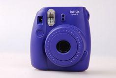 Brand New Fujifilm Instax Camera Mini 8 Purple Instant Mini Film Camera