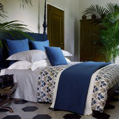 Frette Bedding Collections
