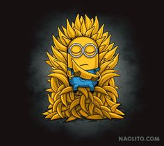Banana of Thrones - Don't Hate The Geek