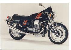 Moto Guzzi 1000s, 1991