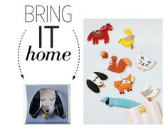 """""""Bring It Home: Meri Meri Cookie Cutters"""" by polyvore-editorial ❤ liked on Polyvore featuring interior, interiors, interior design, home, home decor, interior decorating and bringithome"""