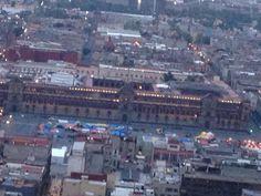 Centro Histórico DF ( zócalo)
