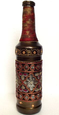 paintedEarth.in | Upcycled Bottle 2