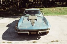 "FIRST MAN ON THE MOON ""ASTRONAUT NEIL ARMSTRONG'S 1967 CORVETTE"""