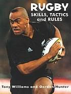 Explains the basic skills involved with the sport, including running, passing, catching, tackling, kicking, and scoring, and discusses the rules and tactics of the game.