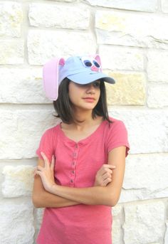 Rabbit mask Children cap. Easter costume accessory by BBBsDesigns, $13.00