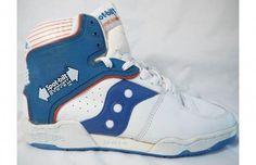 3ec18b918ec Spot-Bilt X-Press - 1986 - I believe these were Xavier McDaniel s signature  shoe.