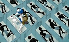 One Powerful Illustration Shows Exactly What's Wrong With How the West Talks About Ebola - Mic