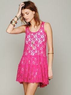 Free People FP ONE Emily Slip at Free People Clothing Boutique