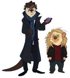 ill just put this right here <-------I'm predicting the next animated children's show!!! Otterbatch and Marty the Hedgehog!!!