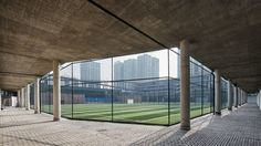 West Village_Basis Yard_Jiankun architects