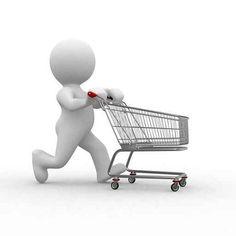 3d_human_shopping_cart | Flickr: Intercambio de fotos