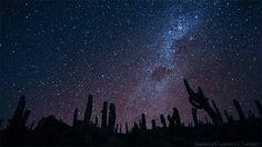 Starry night....