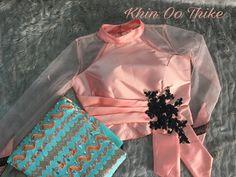 Lehnga Dress, Stylish Blouse Design, Saree Blouse Designs, Blouse Styles, Myanmar Traditional Dress, Alook, Designer Blouse Patterns, Blouse Models, Blouse Neck
