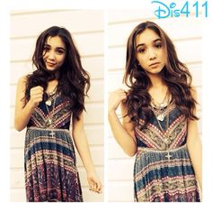 Photo Shoot For Rowan Blanchard January 11, 2014