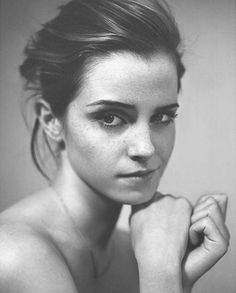 Emma Watson - I like her pose, her facial expression and the simple composition of the photography. I think she is such a smart, strong and fine character inside and outside. In the past she gave women a voice. I am very curious if and how seh will continue to use her talents and influence to make this planet a better place.