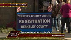FUERTE SEGURIDAD EN LA CIUDAD DE NUEVA YORK CON MOTIVO DE LAS ELECCIONES