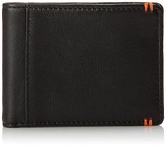 Lodis Accessories Mens Small Billfold Orange Wallet ** See this great product.
