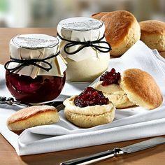 Scones-Backmischung und Clotted Cream - Hagen Grote GmbH