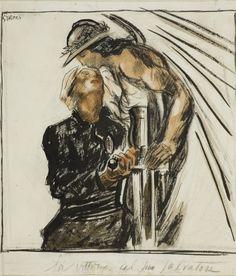 SIRONI E LA GRANDE GUERRA - - Mario Sironi (Sassari, 12 maggio 1885 – Milano, 13 agosto 1961) #TuscanyAgriturismoGiratola