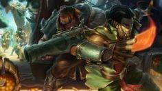 Notícias | League of Legends