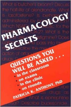 Download the Medical Book : Pharmacology Secrets Series PDF For Free. This Website we Provide Free Medical Books for all Students