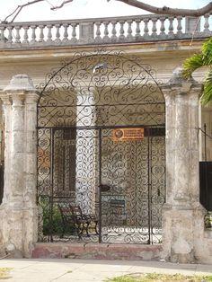 Casa Colonial en el Vedado, Habana
