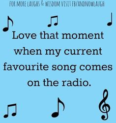 Favorite song quote via www.Facebook.com/AndNowLaugh