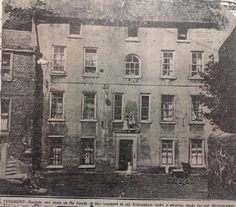 A few remnants of Riversdale House (no. 40 Old Kilmainham) survive, but the bulk of the house was pulled down about The statue over the front door was of Shakespeare Dublin Street, Dublin City, Ireland Pictures, Old Pictures, Dublin House, Photo Engraving, York Street, Dublin Ireland, Book Of Life