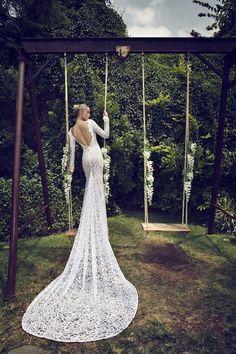 Riki Dalal 2014 Wedding Dress Collection | Sheer Sexy Wedding Dresses | Bridal Musings Wedding Blog 24