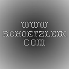 www.rchoetzlein.com
