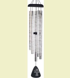 """44"""" Lord's Prayer Sonnet Wind Chimes"""