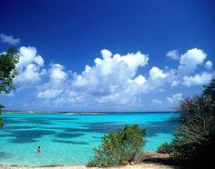 Anguilla water
