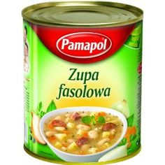 Pamapol Pea Soup - Zupa grochowa 780 g (Pack of Pea Soup, Oatmeal, Beans, Amazon, Breakfast, Food, The Oatmeal, Morning Coffee, Amazons