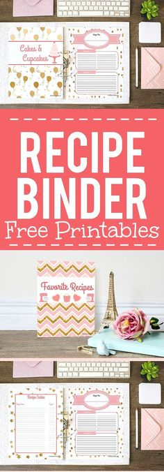 new Ideas wedding planner binder printables free diy recipe cards Printable Recipe Cards, Printable Planner, Recipe Printables, Recipe Book Templates, Cookbook Template, Free Printables, Family Recipe Book, Diy Recipe Book, Family Recipes