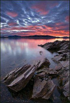 Lake Sand Point, Idaho USA
