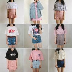 Korean fashion ulzzang inspiration asian style 2017 35