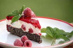Fantastický krém s mascarpone, jednoducho, rýchlo a s minimom cukru, recept | Tortyodmamy.sk Cupcake Cakes, Cupcakes, Hamburger, Cheesecake, Gluten Free, Pudding, Desserts, Food, Poppy