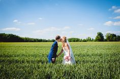 Quirky English Wedding | Photography By Clare | Bridal Musings Wedding Blog 26