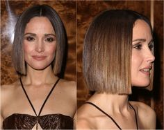 The Hottest Bob Haircuts of the Moment: Rose Byrne's Bob Hair