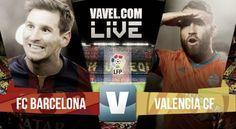 FC Barcelona: FC Barcelona  V  Valencia FC  en direct minute par...