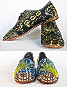 AFRICAN FASHION (MEN SHOES)