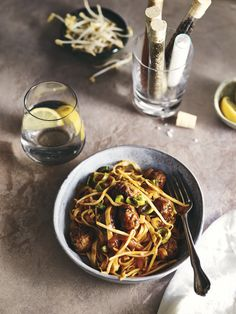 Asian Recipes, Healthy Recipes, Ethnic Recipes, Good Food, Yummy Food, One Pot Meals, Easy Cooking, Wok, Shanghai