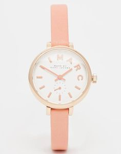 Marc By Marc Jacobs Coral Sally Watch at asos.com #jewelry #marcjacobs #designer #covetme