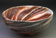 Carrie Doman bowl