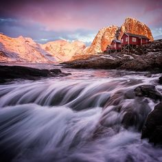 Lofoten flow by Felix Inden on 500px